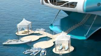 yacht island design tropical island paradise on a yacht damn cool pictures