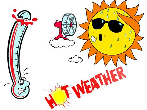 very hot weather funny images very hot weather clipart