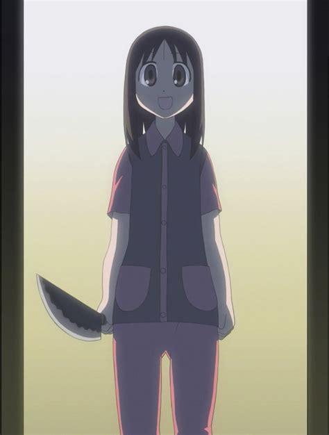 Azuma Knife azumanga daioh knife anime diet