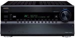 onkyo home theater receiver