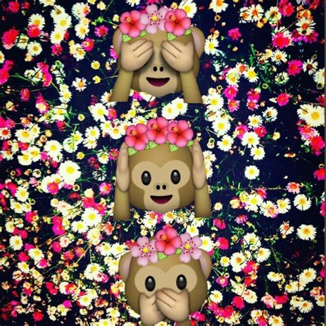 imagenes whatsapp monos beautiful cool emoji flores monkey monos whatsapp
