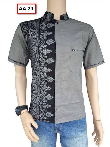 Harga Baju Pria harga baju muslim pria murah baju kemeja lengan pendek