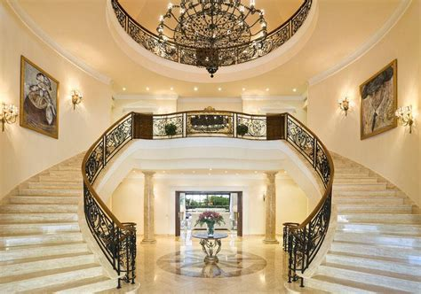 Opulent Definition Poll Which Grand Double Marble Staircase Do You Prefer