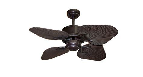 Outdoor Ceiling Fans Tropical Design by Gulf Coast 35 Quot Bombay Tropical Ceiling Fan The