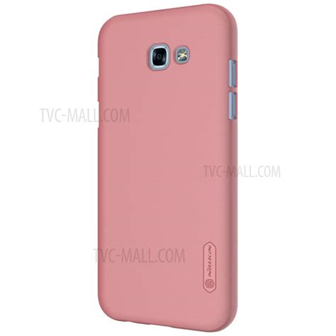Nillkin Frosted Samsung Galaxy A5 2017 nillkin frosted shield pc mobile for samsung galaxy a5 2017 pink tvc mall