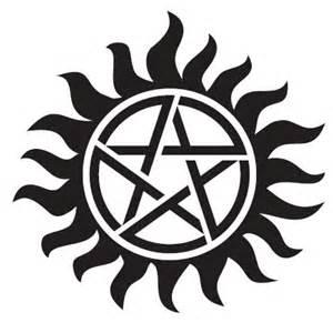 supernatural sam dean winchester temporary tattoo
