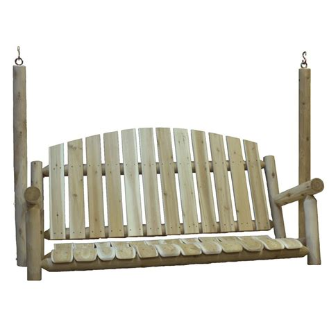 porch swing springs home depot hton bay spring haven brown 2 person wicker outdoor