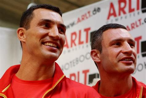 klitschko brothers who is better why the klitschko brothers are underrated bleacher report