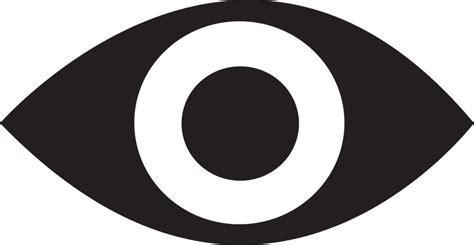 vector gratis ojo ver icono imagen gratis en pixabay eye icon symbol 183 free vector graphic on pixabay