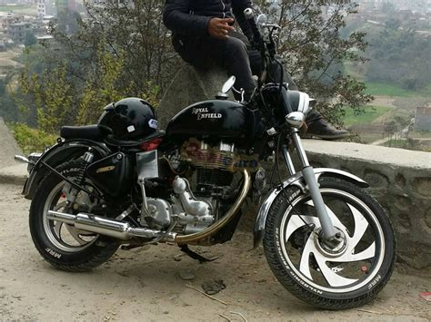 modified bullet fully modified royal enfield bullet electra twinspark on