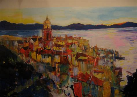 Painting The by Paintings Gallery Paul Ygartua