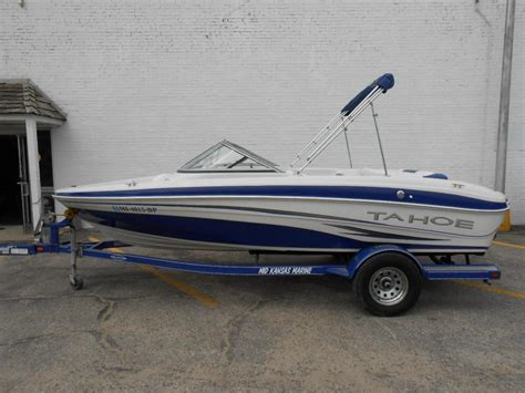 tahoe boats for sale in kansas tahoe q 5 boats for sale in andover kansas