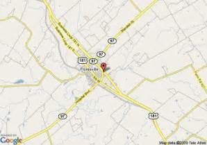 map of best western floresville inn floresville