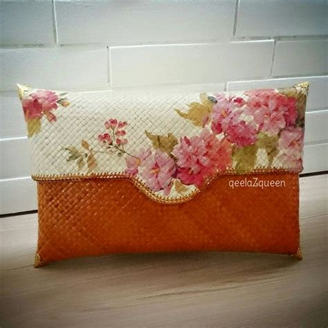 Clutch Decoupage Orange Bata 14 best woven bags images on weaving woven bags and weave