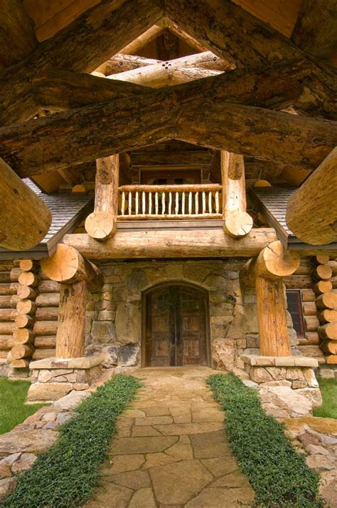 beautiful rustic house beautyharmonylife