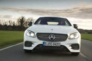 Mercedes Use 2018 Mercedes E400 Coupe Drive Review