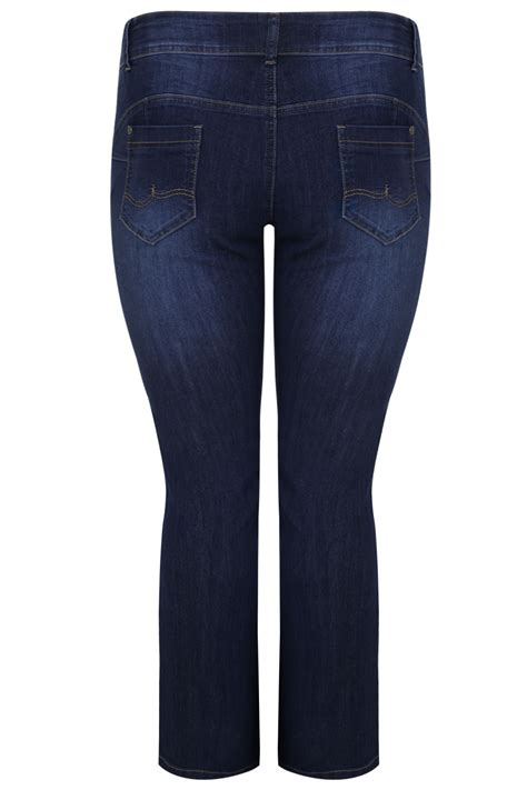 Indigo Check Gift Card Balance - indigo bootcut shaper isla jeans with double button plus size 16 to 32