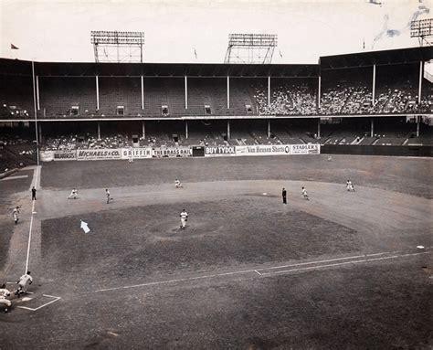 ebbets field history      brooklyn dodgers  ballpark