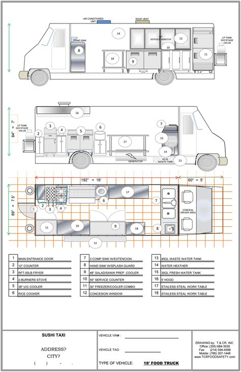 Design Your Own Kitchen Layout Free by Ft Plan Food Trucks For Sale Used Food Trucks