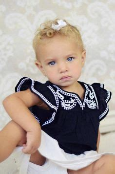 my little niece dylan is a baby model. photo by cortney