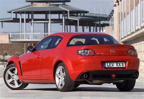 mazda rx8 specifications 2003 mazda rx 8 specifications photo price