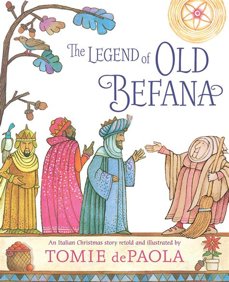 ages unending dusk into books the legend of befana book by tomie depaola