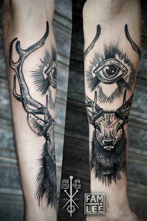 tattoo hand deer 333 best images about tattoos to share on pinterest
