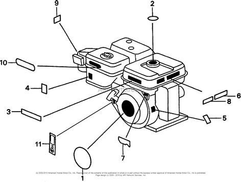 honda gx 340 wiring diagrams honda gxv 340 wiring diagrams