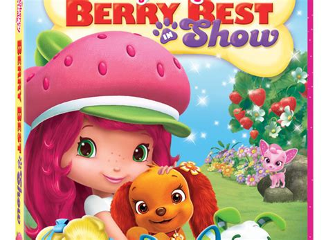 Strawberry Shortcake Giveaways - strawberry shortcake berry best in show coloring page dvd giveaway berrybestinshow