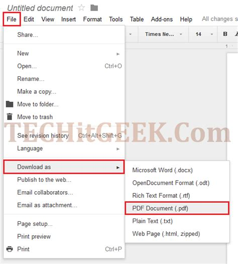 convert pdf to word using google drive tech it geek how to convert word to pdf free online using