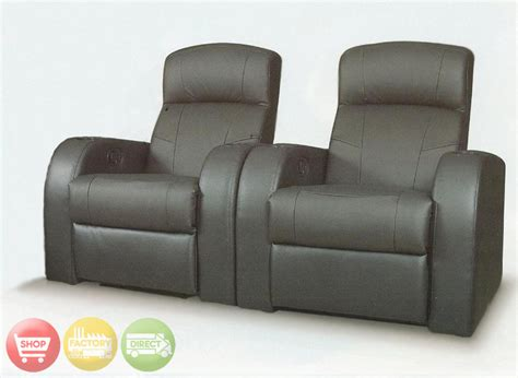 theater with reclining seats cyrus six black leather home theater recliner seats