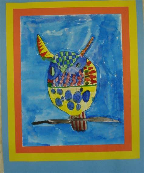 pattern owls art lesson kindergarten art lesson owl pre k and k art pinterest