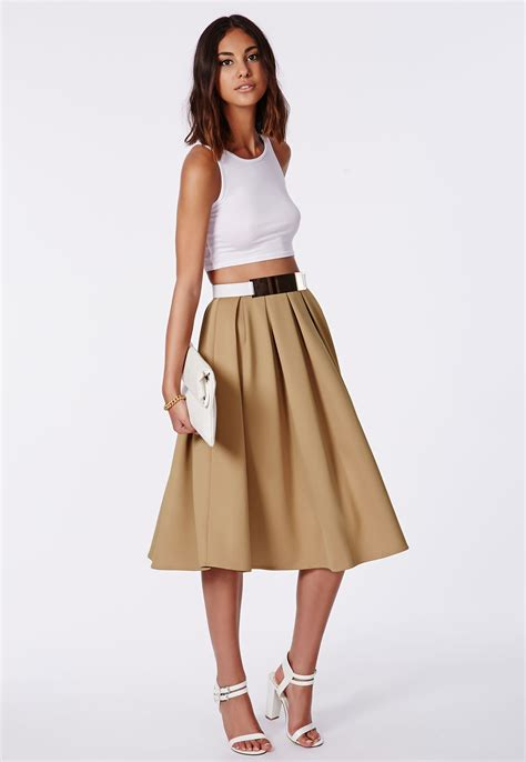 black midi skirt dress and pencil midi skirt