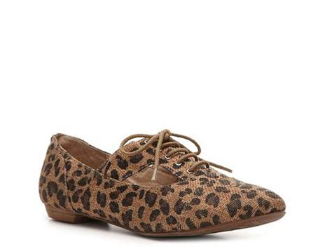oxford shoes dsw coconuts gregor leopard oxford dsw