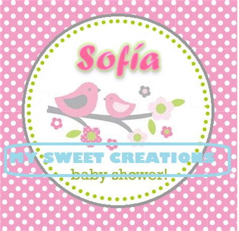 Sofia The Baby Shower by Recuerdos On Topsy One