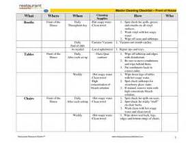 commercial kitchen cleaning schedule template kitchen cleaning schedule template cleaning schedule