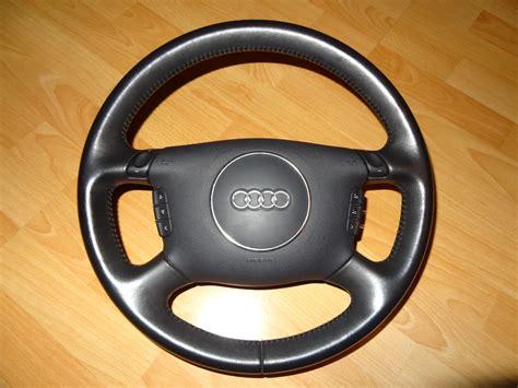 Audi A6 4b Multifunktionslenkrad Nachrüsten by Audi A6 4b Lederlenkrad Multifunktionslenkrad Lenkrad Biete