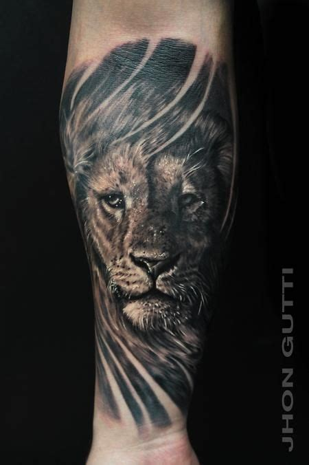 lion cross tattoo 17 best ideas about black cross tattoos on