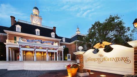 Center Hall Colonial the american adventure at epcot walt disney world resort