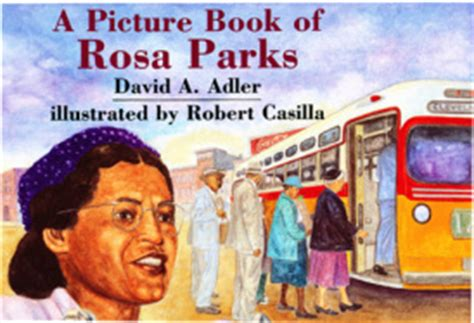 a picture book of rosa parks a picture book of rosa parks pslv children s literature