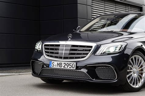 mercedes s class 65 amg official 2018 mercedes amg s63 and s65 facelift gtspirit