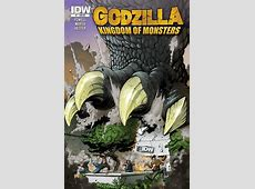 Godzilla Comic Covers Charity Auction for Japan Relief ... Godzilla Unleashed Monsters