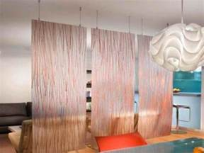 Hanging Room Divider Panels Turn One Room Into Two With 35 Amazing Room Dividers