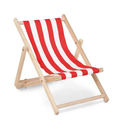 chaise longue enfant chilienne bain de soleil enfant 233 e et blanc