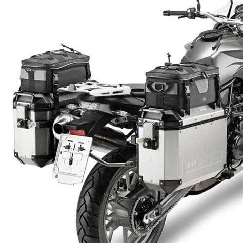Tas Sing Motor Cb 100 portamaletas maletas laterales givi trekker outback honda