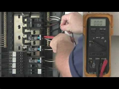 how to check electrical wiring diy replacing fuse box with breaker get free image about