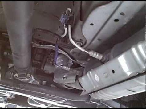 2003 honda crv oxygen sensor replacement youtube