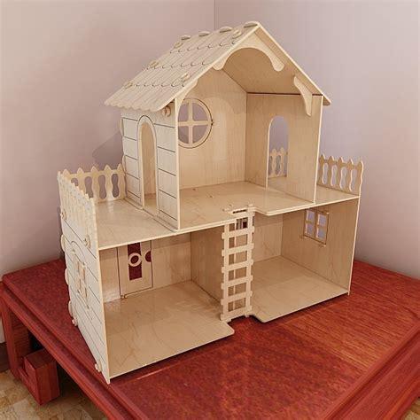 ai pattern models big plywood dollhouse v7 dolls furniture pack cut plans