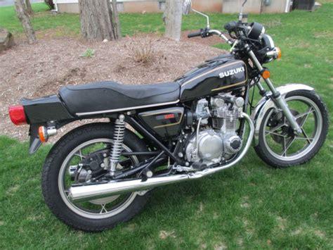 1979 Suzuki Gs550 For Sale Suzuki Gs550e 1979