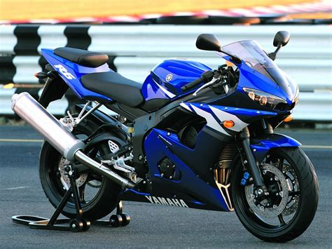 Yamaha Announces All New 2003 YZF R6(Updated at 4:00 p.m